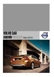 (S60 MY 11 Kundenpreisliste M\344rz 2010.xls) - Volvo