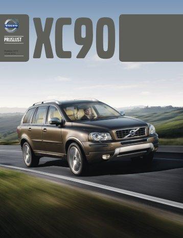 Modeljaar 2013 (mei 2012)  - Volvo