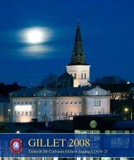 Gillet 2008 som pdf-fil (1,8 MB) - Carlstads-Gillet