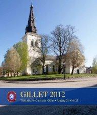 Gillet 2012 som pdf-fil (3,6 MB) - Carlstads-Gillet