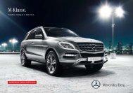 Preisliste M-Klasse (PDF) - Mercedes-Benz