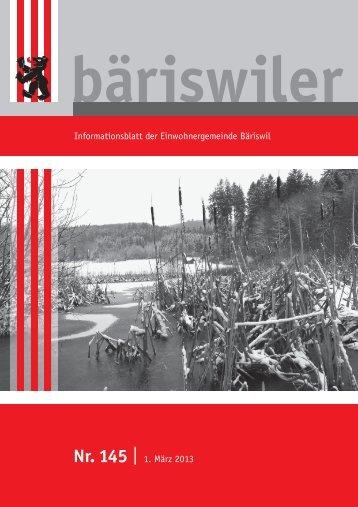 Bäriswiler Nummer 145 (.pdf | 5642 KB)