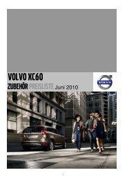 (XC60 MY11 Preisliste M\344rz 2010_fertig.xls) - Volvo