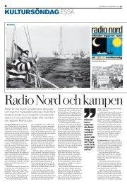 Dagens Nyheter 24 januari 2010