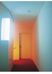 Credit suisse Bulletin, Titelfoto 09/2006 (pdf) - Licht & Wohnen