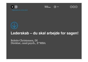 Download præsentationen som pdf - IAA