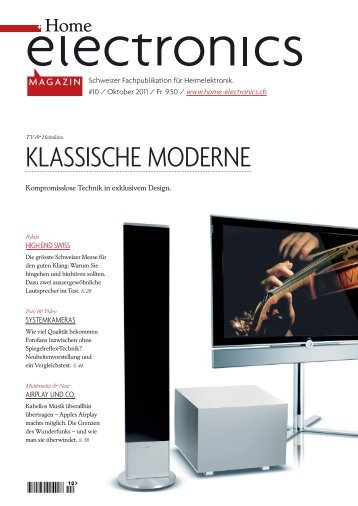 klaSSiSCHE modErnE - bei von Arx Media AG