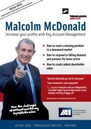 Malcolm McDonald - IAA