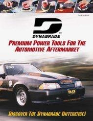 Reorder No. A03.01 - Dynabrade Inc.