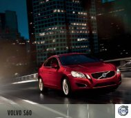 There's More To You Than A New car - Volvo
