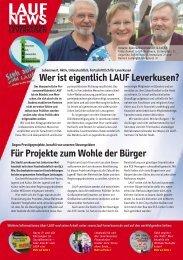 Wahlzeitung - Alternative Kommunalpolitik