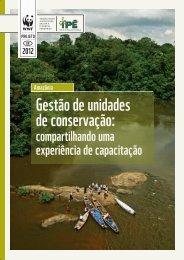 Gestão de Unidades de Conservação: compartilhando