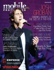 volume 4 issue 6 2011 - Mobile Production Pro