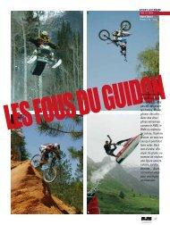 Les fous du guidon - Magazine Sports et Loisirs
