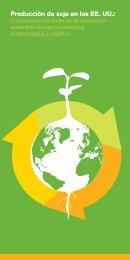 Producción de soja en los EE. UU.: - SoyConnection.com