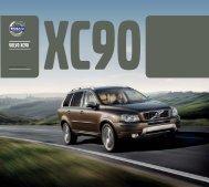 2013 Volvo XC90 Brochure