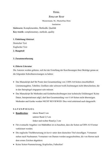 Complementary Methods Quality 1 Einleitungabstract Boku