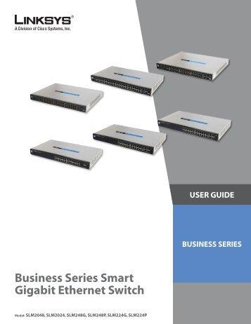 Business Series Smart Gigabit Ethernet Switch - BelkaShop