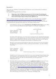 1 Kommentar 2 Dies ist die erste schriftliche ... - bei der DÄGfA