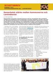 Nyhetsbrev 4 2011 (.pdf) - Sveriges Kommuner och Landsting