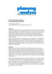 Artikel (PDF, 68 KB) - Institut für Markentechnik Genf