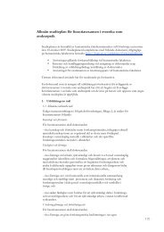 Allmän studieplan för licentiatexamen i svenska som andraspråk