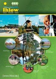 in der Feriengemeinde Ihlow mitten im grünen Herzen Ostfrieslands.