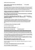 Modified Adult Attachment Interview Part I - Orientation ... - Insider Art - Page 2