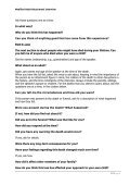 Modified Adult Attachment Interview Part I - Orientation ... - Insider Art - Page 5