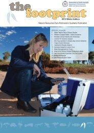 The Footprint 2012 Winter Edition - Eyre Peninsula Natural ...