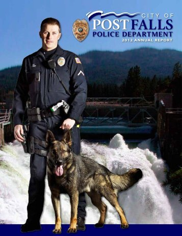 2012 ANNUAL REPORT - Post Falls Police