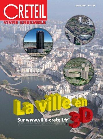 Vivre en semble - avril 2012 - Créteil