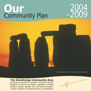 Southern Community Plan A4 sq. - Wiltshire Council