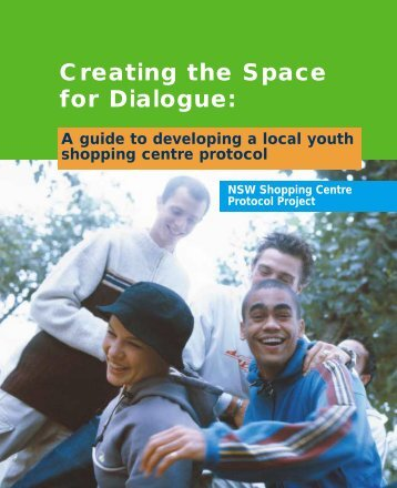 Creating the Space for Dialogue: - Youth Action & Policy Association