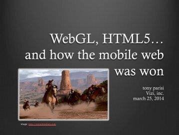 S4837-webgl-html5-mobile-web
