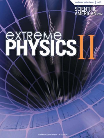 Extreme Physics II - FSU High Energy Physics