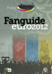 Fanguide English - Football for Equality