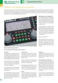 Track-Control Das Gleisbildstellpult mit dem Stecksystem - Uhlenbrock - Seite 6