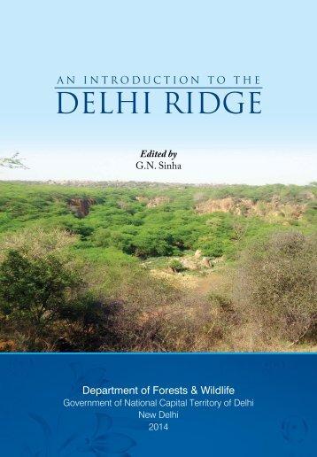 Delhi_Ridge_Book-Sinha,+G.N.+(Ed.)+(2014