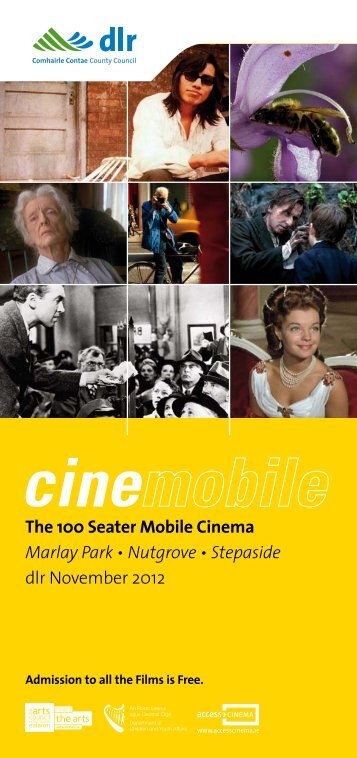 Cinemobile, The 100 Seater Mobile Cinema Programme