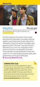 Cinemobile, The 100 Seater Mobile Cinema Programme - Page 4
