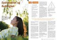 Spiritualitet og åndelighet del 1 - Ildsjelen