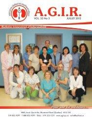 Juillet 2012 - Association générale des insuffisants rénaux