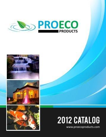 2012 catalog - Pondliner.com