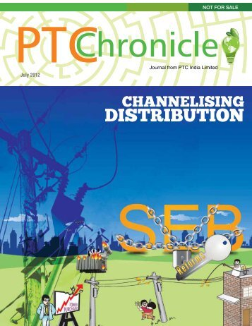 PTChronicle - July 2012 - PTC India Limited