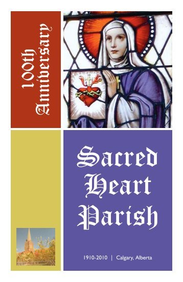 Parish Book - Sacred Heart Church