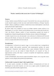Andrea L. Tranquilli, Antonio Luccarini Filosofia e ... - Doppio Sogno