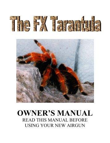 Tarantula - Airguns of Arizona