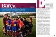 Barça La incubadora del