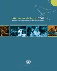 African Youth Report 2009 - United Nations Economic Commission ...
